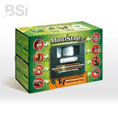 Multi Stop Outdoor 450-500 m2 BSI