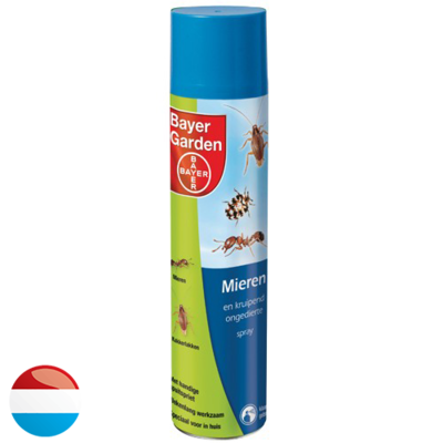 Bayer Mieren & Kruipend Ongedierte Spray (400 ml) NL