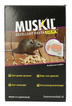 Muskil Excellent Pasta Muis