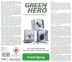 Green Hero Frost Spray (500 ml)